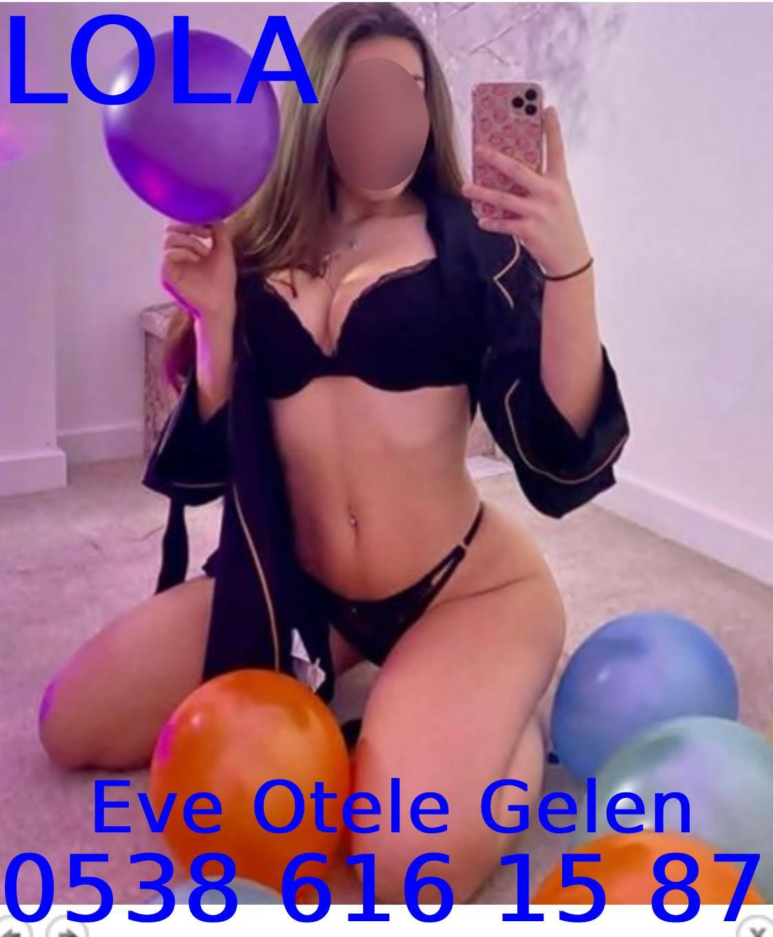Ankara eve otele gelen escort Lola