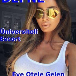 Ankara üniversiteli escort bayan Defne